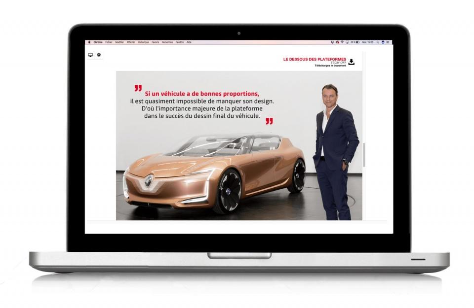 Directeur Design Renault