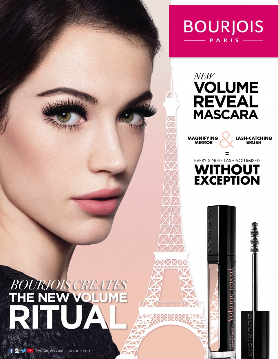 Bourjois - Volume Reveal Mascara