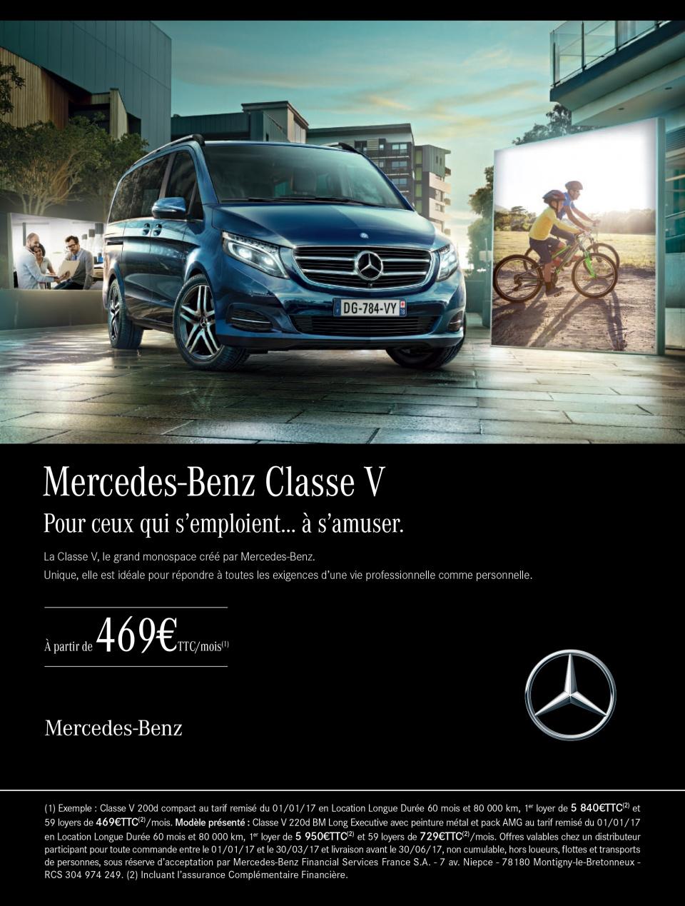 Mercedes Classe V #1