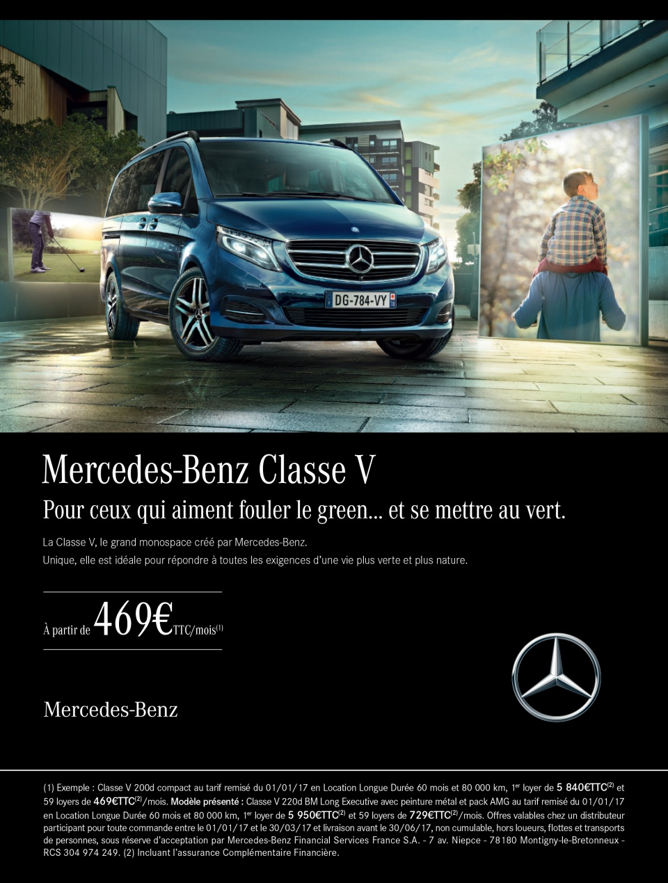 Mercedes Classe V #3