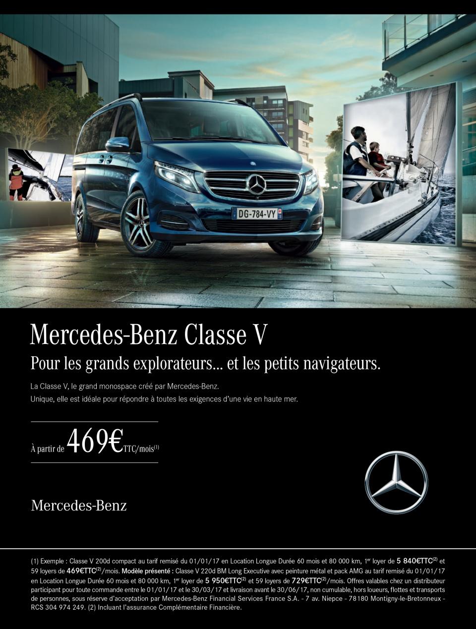 Mercedes Classe V #4
