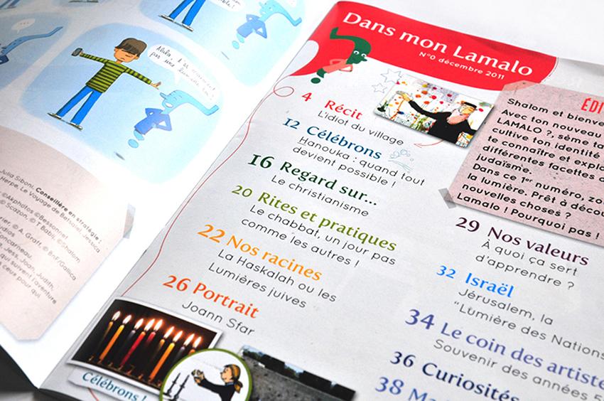 Magazine de jeunesse