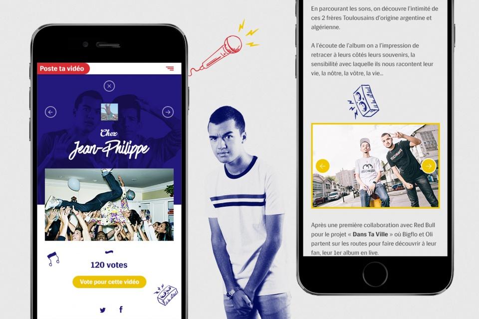 Fiche vidéo + About Mobile
