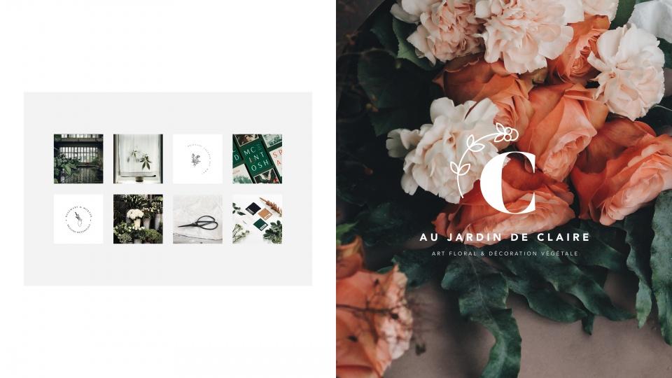 Logotype & moodboard