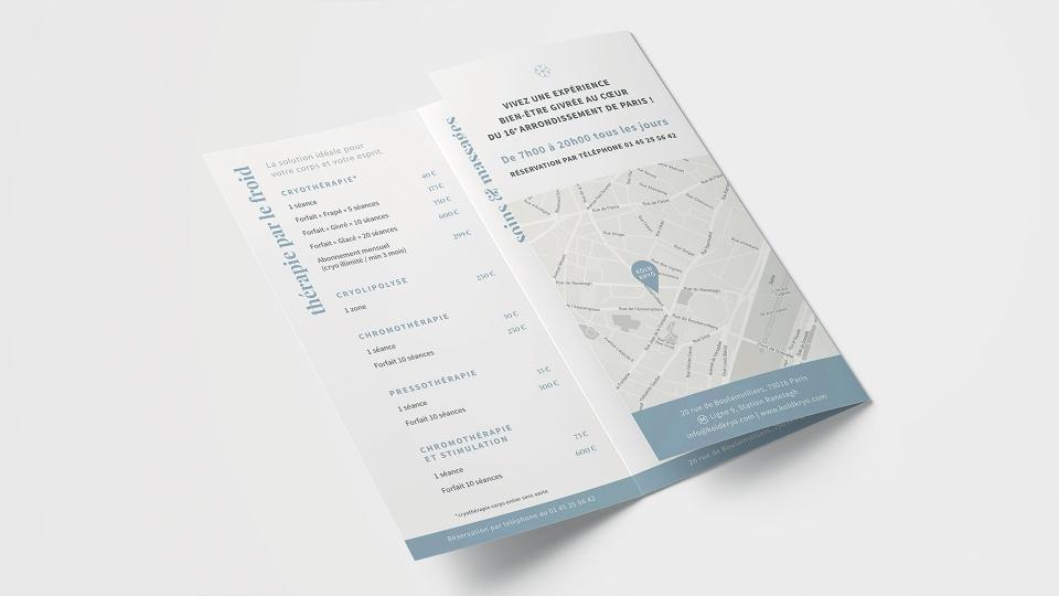 Brochure tarifaire