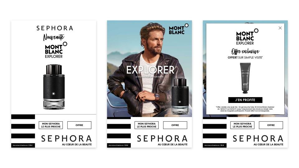 Interstitiel Sephora