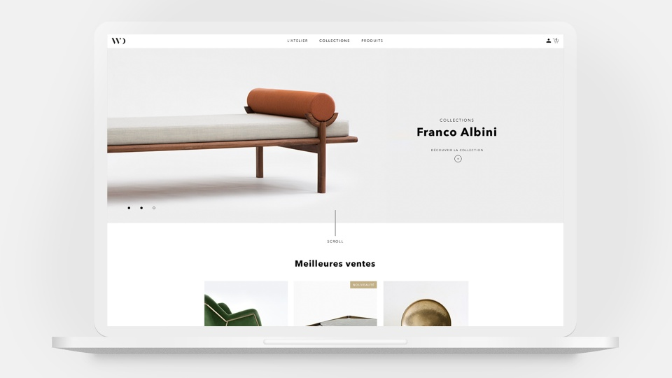 Site —Home Page