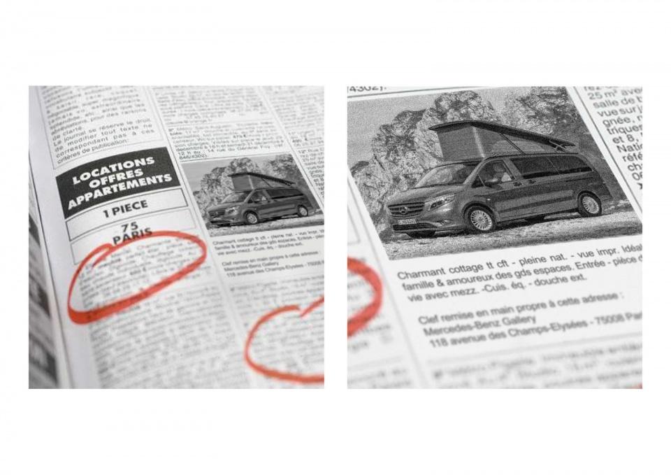 Mercedes Petite Annonce