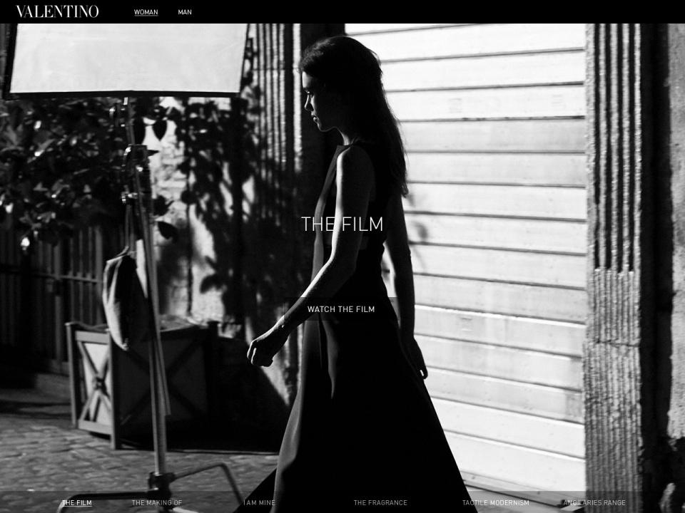 Page desktop femme