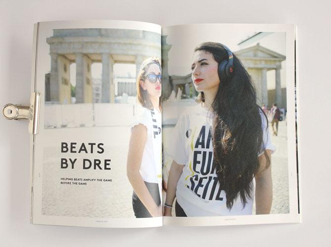 Etude de cas Beats by Dre pendant la coupe du monde 2014