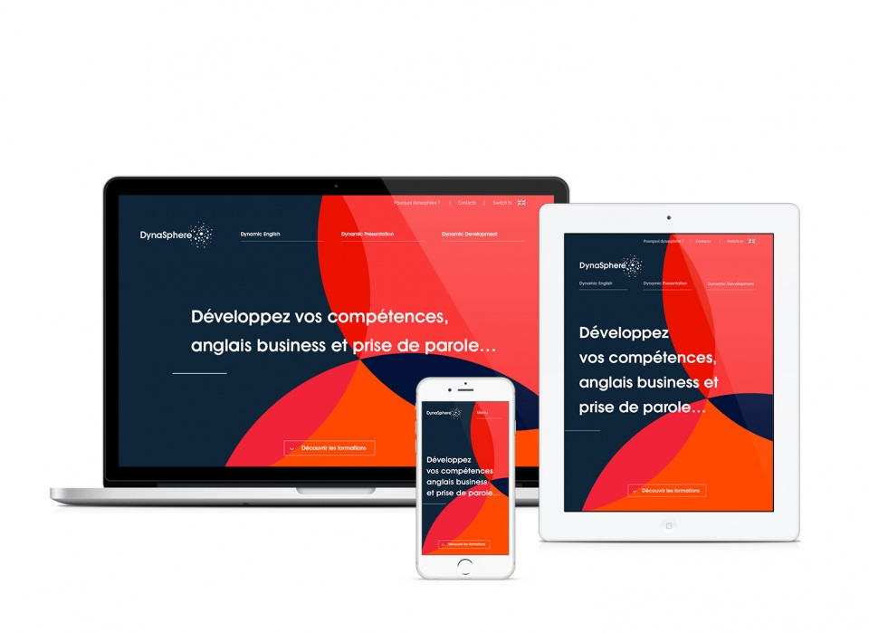 responsive home