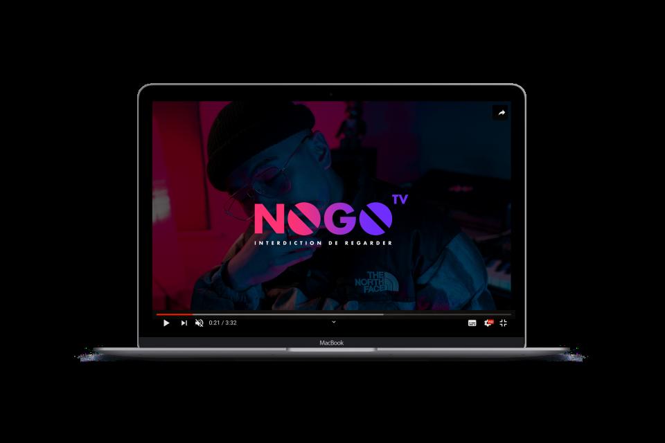 NOGO TV Logo