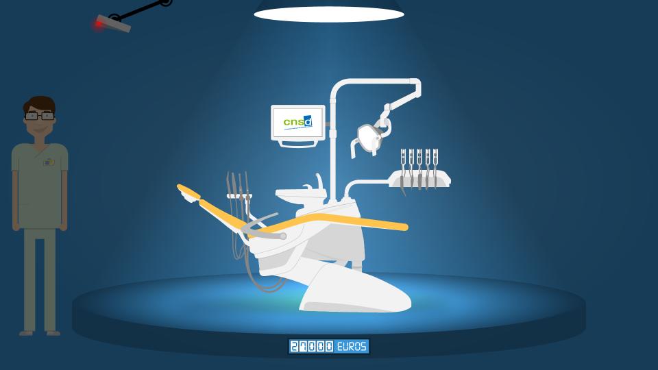 CNSD / Dents les coulisses