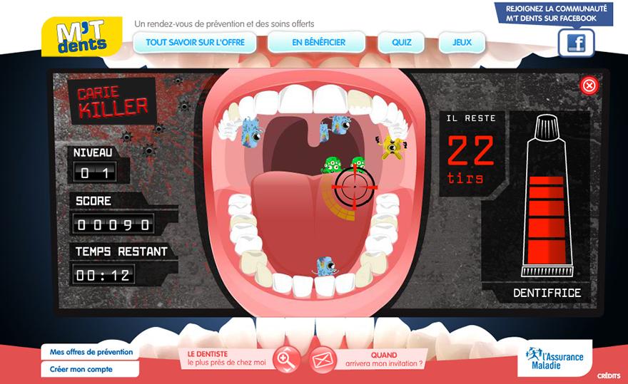 Mt'dents : carrie Killer