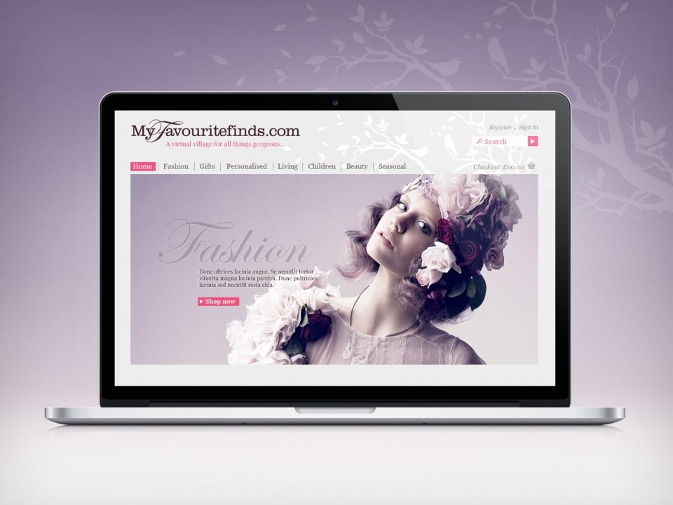 My FF Homepage
