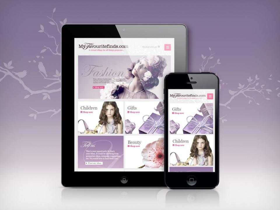 My FF Homepage 3