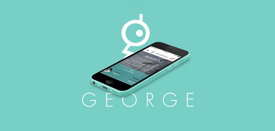 George - cover
