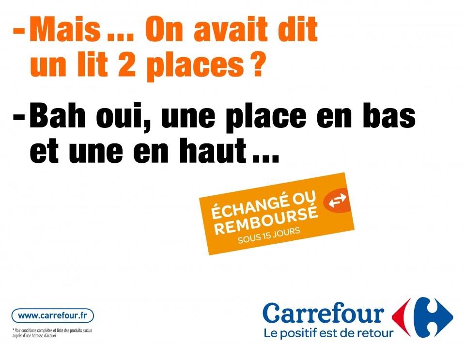 Carrefour - échange 3
