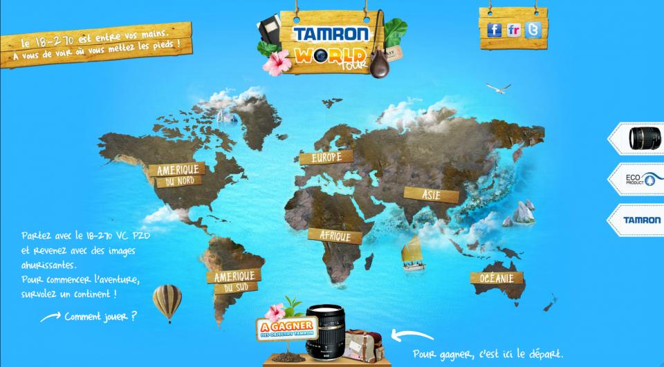 Tamron World Tour 1