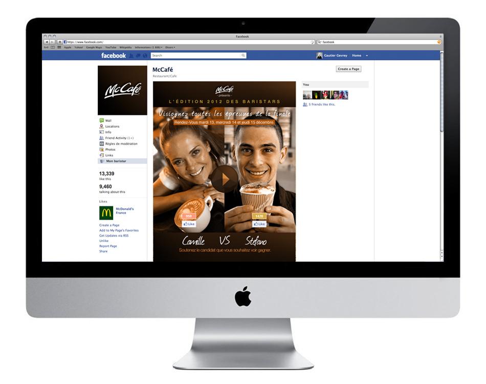 App Mc Café