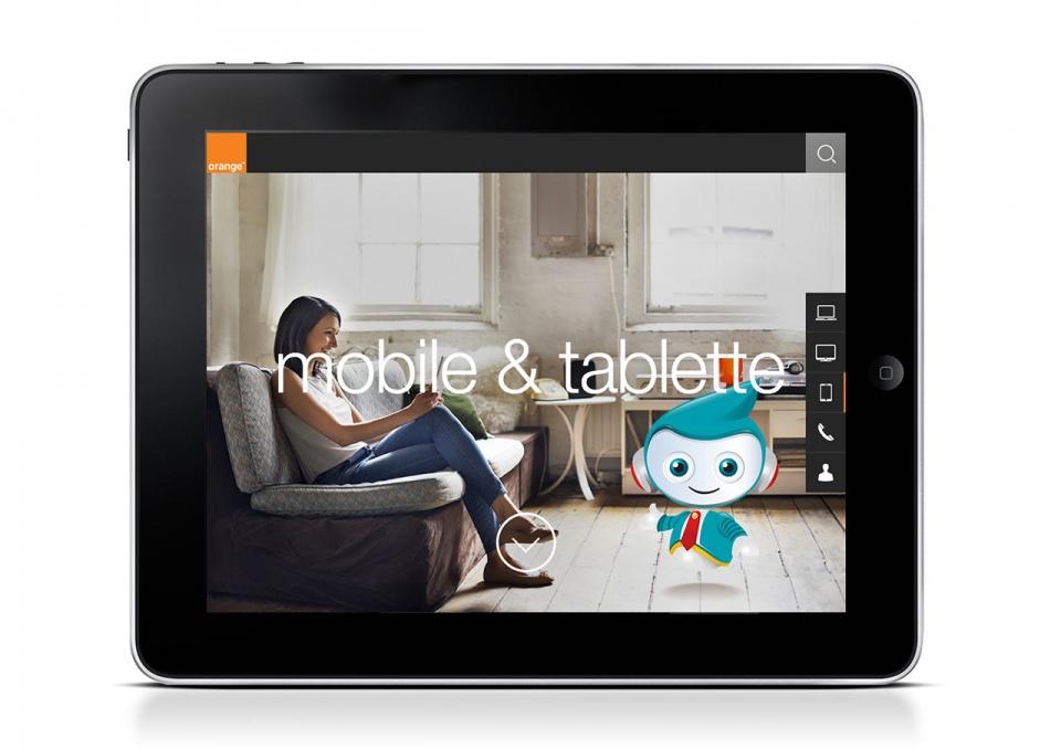 "Assistance ""mobile & tablette"""