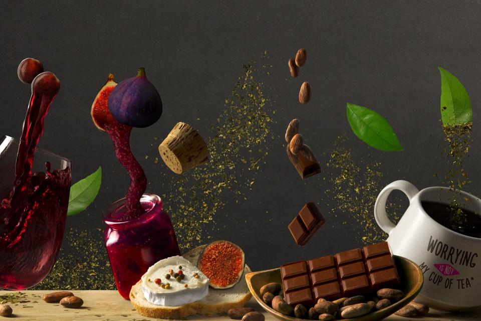 Key visual page Vins & Gastronomie