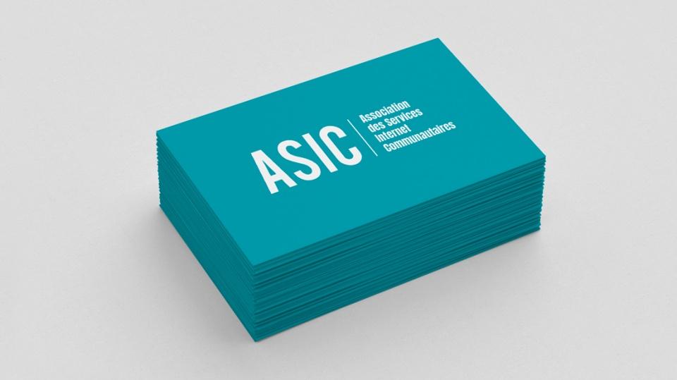Charte graphique ASIC