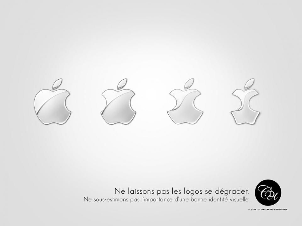Club des Directeurs Artistiques - Apple