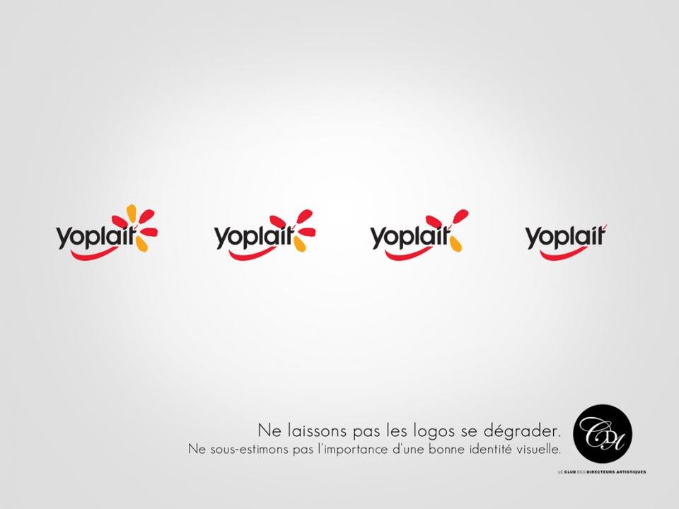 Club des Directeurs Artistiques - Yoplait
