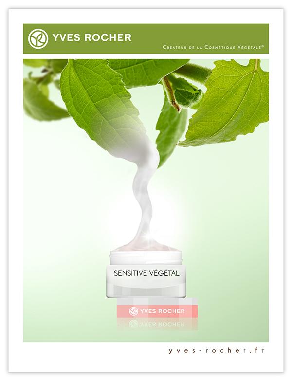 Sensitive végétal
