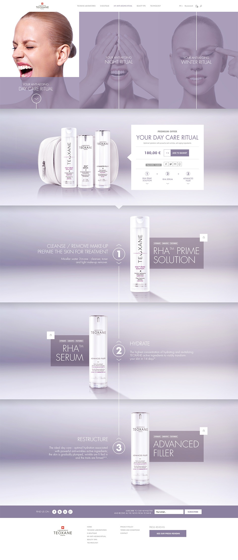 Teoxane Laboratories Beauty Shop