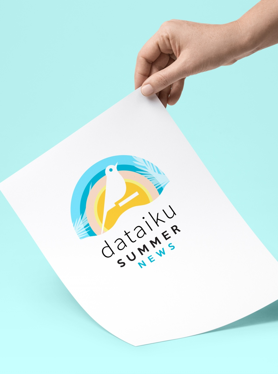 Logotype - Dataiku Summer Newsletter