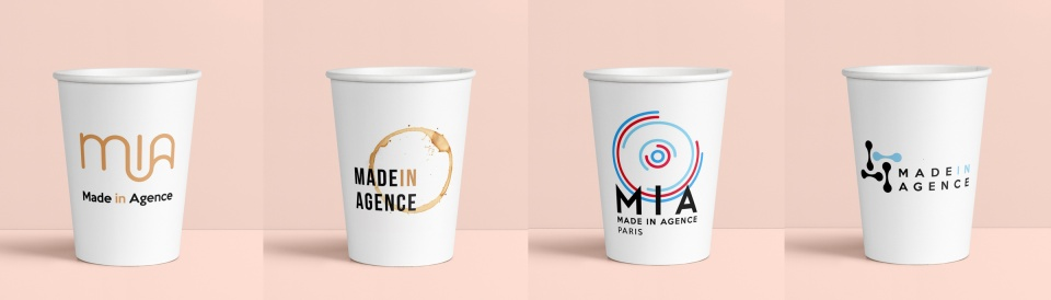 Logotype - Made in Agence