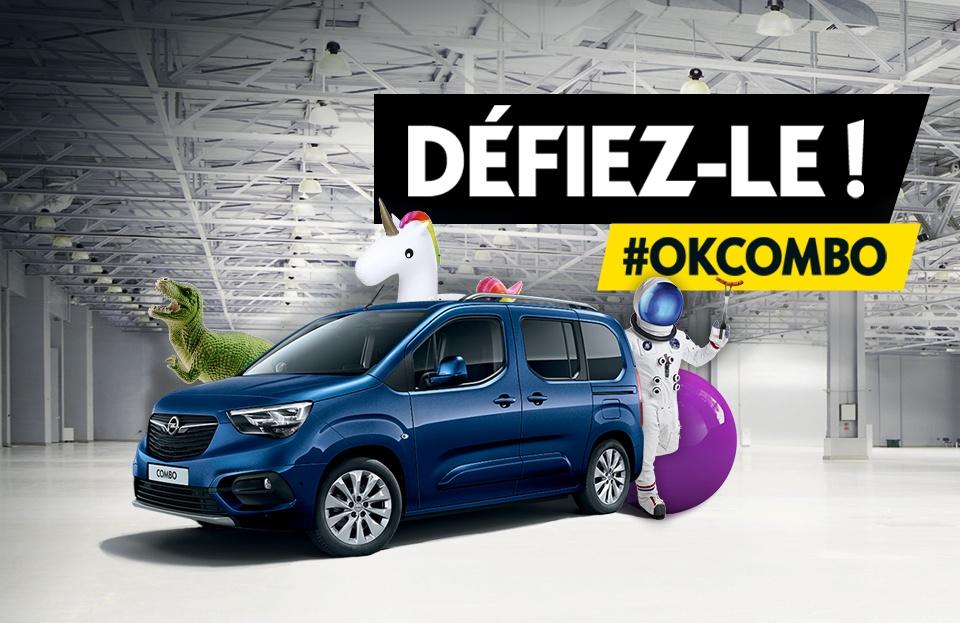 Opération Activation Opel