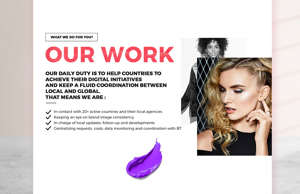 Site Maybelline // MRM