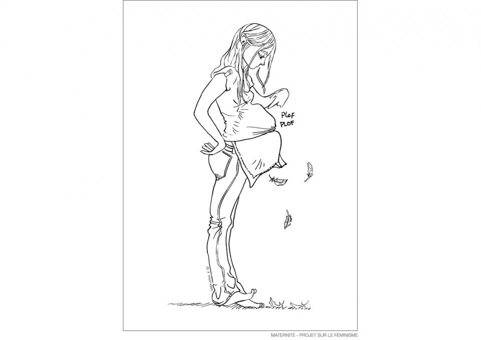 Maternité - Projet thématique sur le féminisme