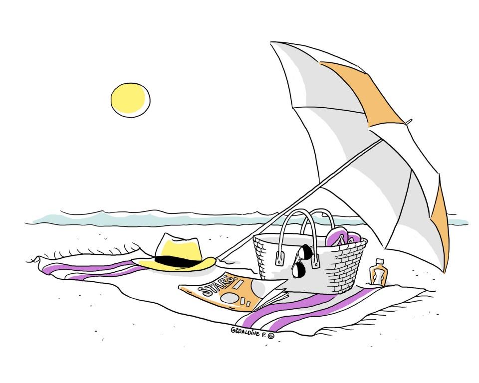 """En Vacances"" - Hydralin (BAYER)"