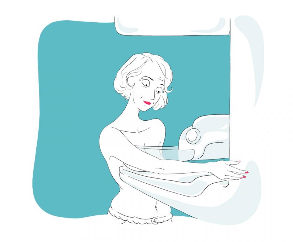 Examen de Mammographie - Institut National du Cancer