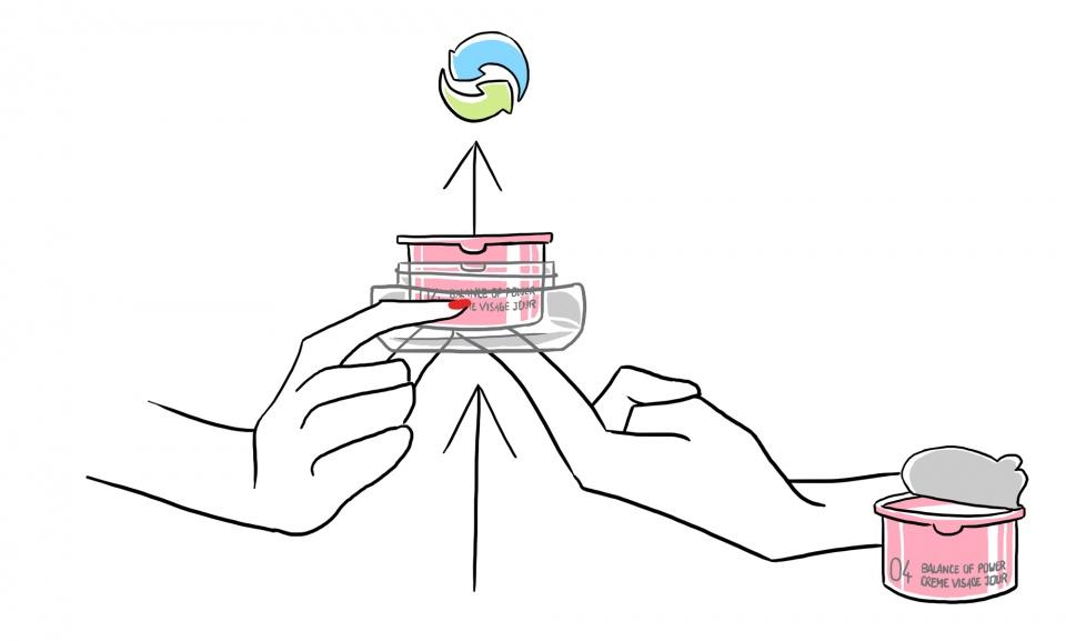 Réassemblage 02 - MyBlend (Groupe CLARINS)
