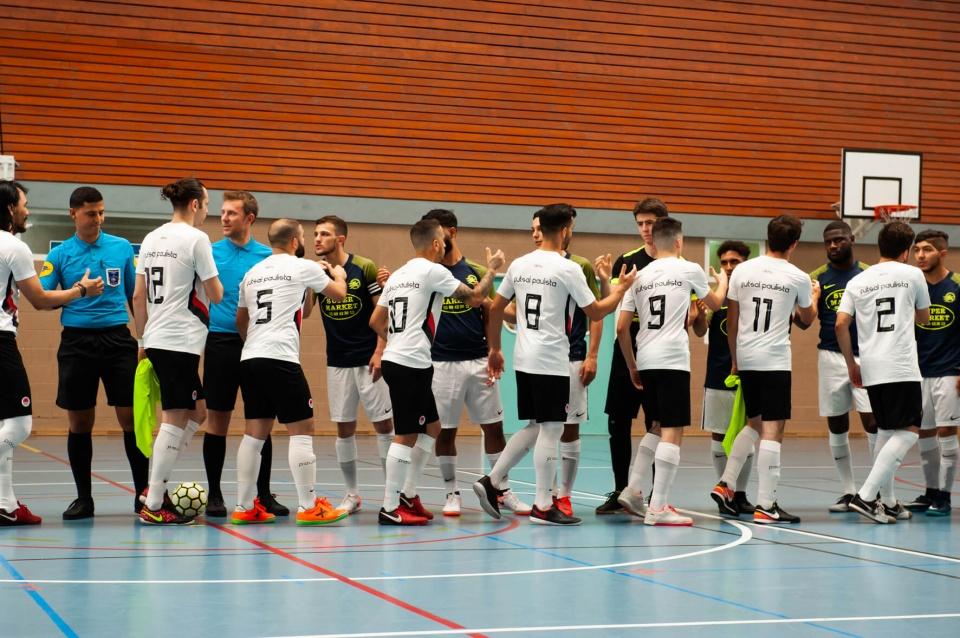 David Luiz Futsal