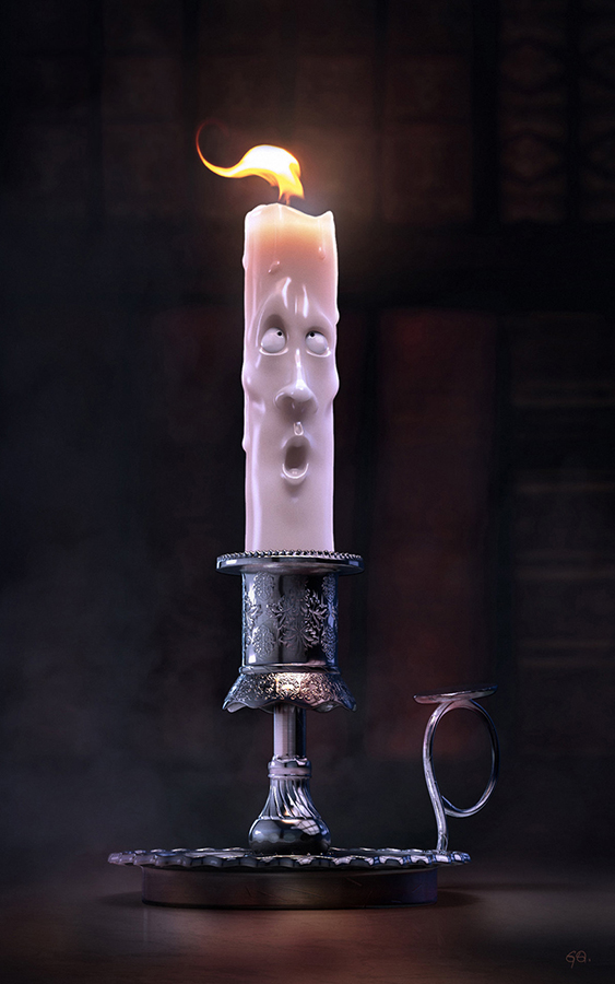 Candle's life