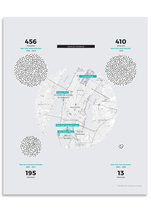 L'Atlas des Séries : New York, la cité judiciaire