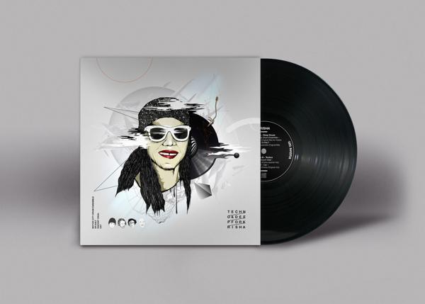 "Vinyl Face ""A"""