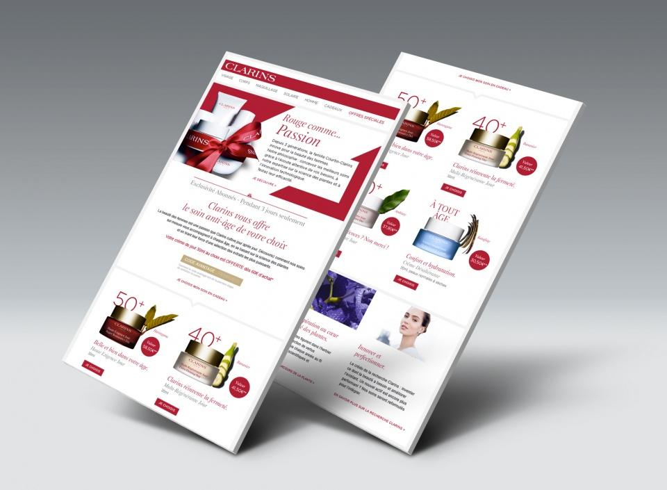 Webdesign, newsletter