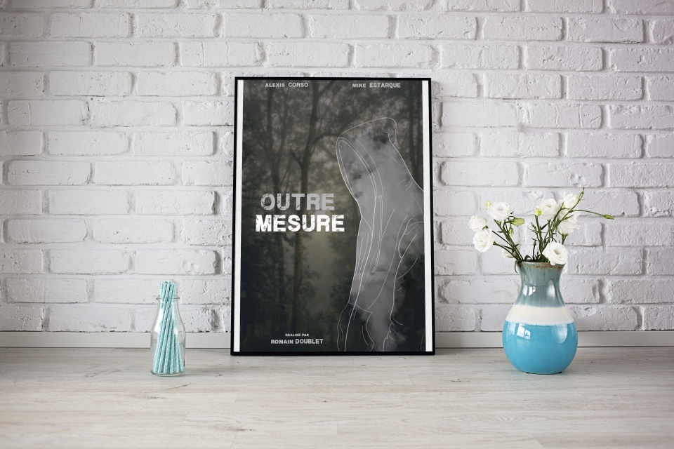 Affiche Outre-mesure