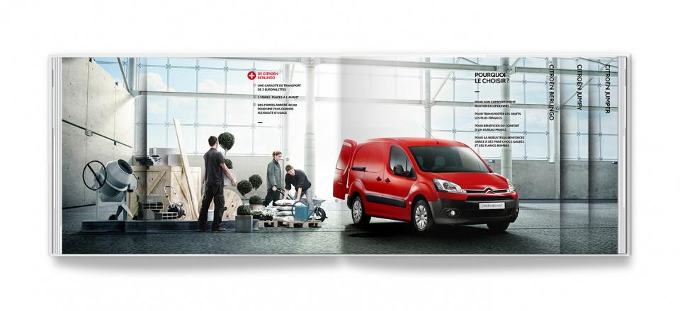 Onglet Citroën Berlingo