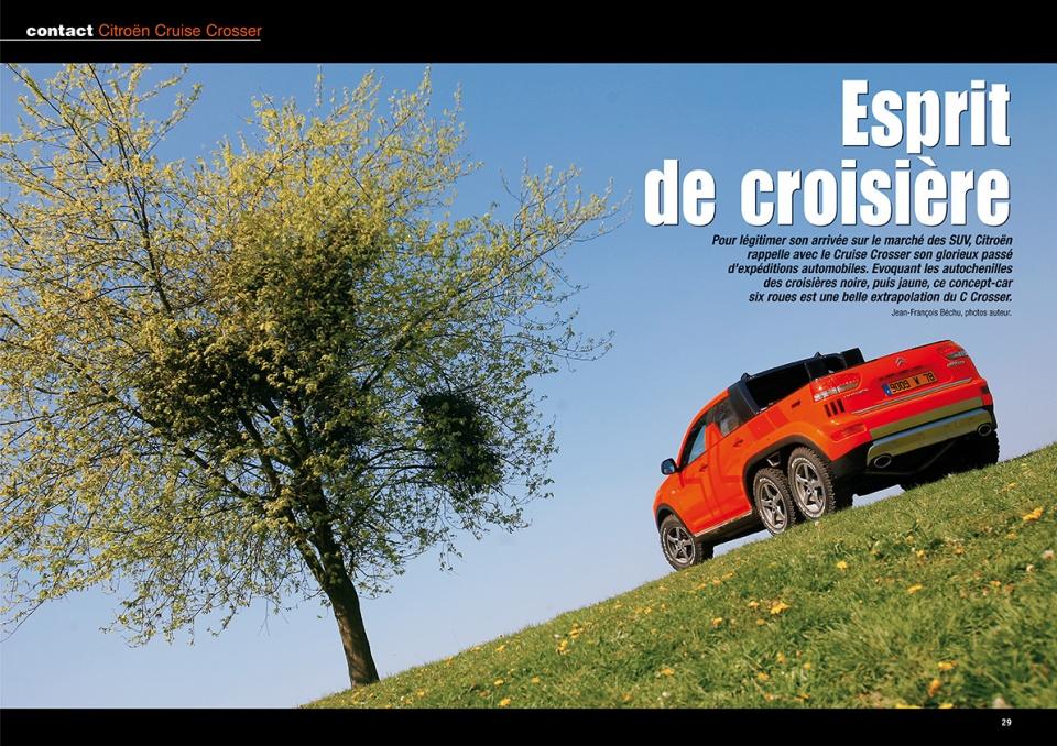 Dossier C-crosser 1/2