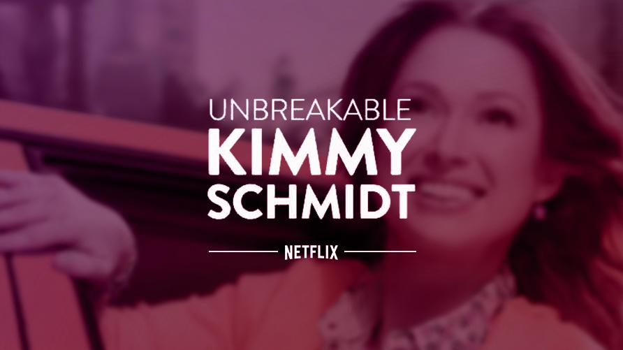 Netflix - Kimmy Schmidt