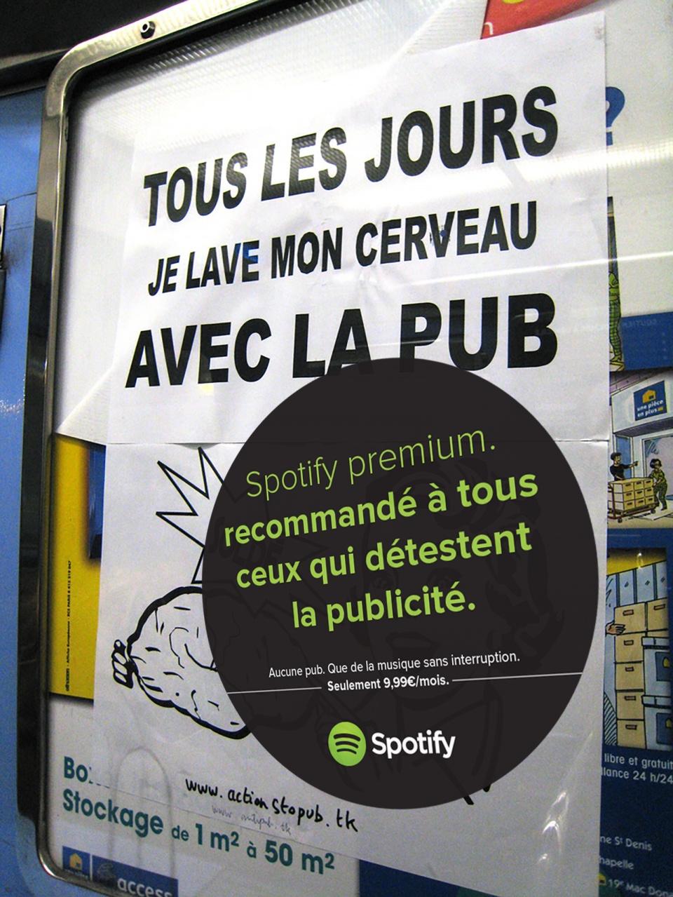 "Spotify ""Prenium"""