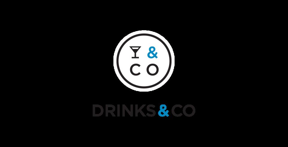 Création logo Drinks&Co